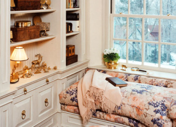Reading Nook detail